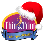Thin 'n Tim Santa Hat